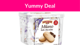 Deal! Pepperidge Farm, Milano Tub