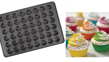AMAZING PRICE! Wilson 48 Count Mini Cupcake Pan! *Ships FREE*