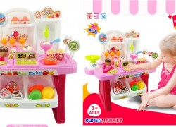 HOT Deal! Toy Kitchen Set for ONLY $19.99 !