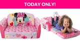 44% OFF! 2 in 1 Minnie Flip Open Sofa