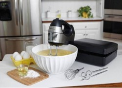 $12.62 (Reg. $29.99) Hamilton Beach 6 Speed Hand Mixer with QuickBurst!