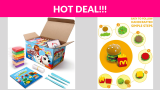 50% OFF Sago Brothers Air Dry Clay Kids Crafts!