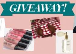 Enter To Win Prizes Valued at $2,300