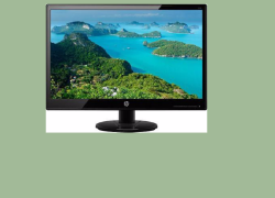 HP LED 20.7-inch Computer Monitor 20% off + free shipping!