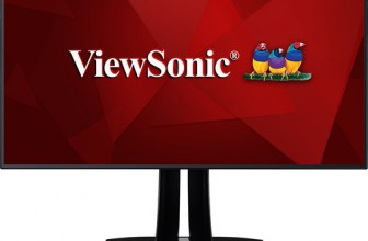 WIN A VIEWSONIC 27″ 4K MONITOR!