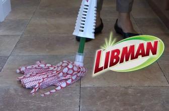 Enter to Win A Libman Wonder MOP!