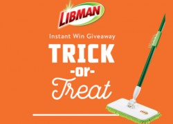Libman Instant Win Game (80 Prizes) !