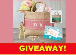 Enter to Win FOUR Mother's Day Gifts!!!