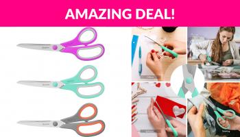 Multipurpose Scissors 3-Pack
