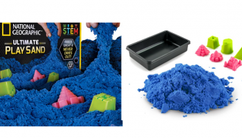 Whoa! National Geographic Sand Kits JUST $9.73! (was $27.97)