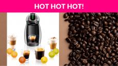40% OFF! NESCAFÉ Dolce Gusto Coffee Machine