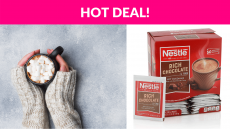 Nestle Hot Chocolate Packets 50ct