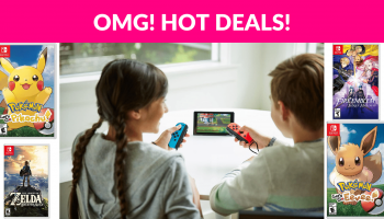 Hot Deals on Nintendo Switch Games