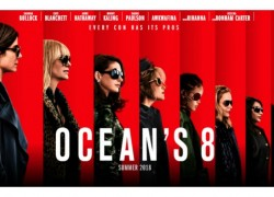 Girl's Night Out! Buy 1 Ticket to Oceans 8, Get 1 FREE!