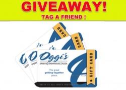 Win A $250 Oggi's Gift Card