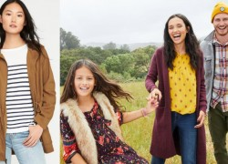 75% off  PLUS another 30% Off at OLD NAVY!
