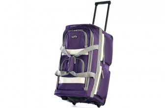 Olympia Rolling Duffel Only $24.39!