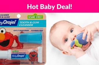 Baby Orajel Elmo Tooth & Gum Cleanser