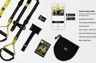 Enter to Win a TRX System!!