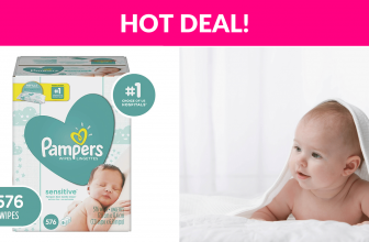 Pampers Baby Wipes Hot Deal