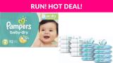 Diaper & Wipes Deal!