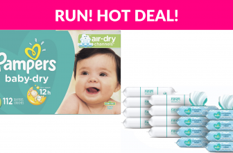 Diaper & Wipes Deal!