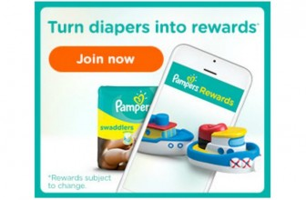 Join Pampers Rewards and Receive Exclusive Coupons!