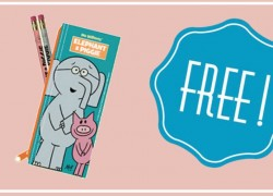 Kids Get a FREE Pencil Case and More by Reading!