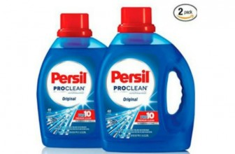 TWO Bottles of Persil Laundry Detergent As Low As $12.31 Shipped!
