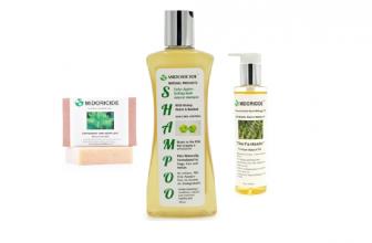 WIN $65 Natural Pet Shampoo Bundle Set!