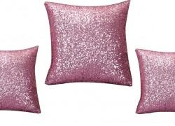 SUPER Cute Pink Sequin Pillow Cover ONLY $2.00 BUCKS!