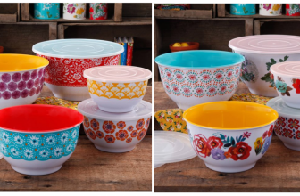 Pioneer Woman 4 Bowl Set – ONLINE CLEARANCE!