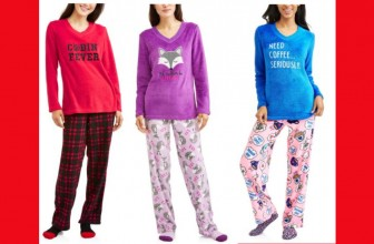 RUN! Cute 3-Piece Pajama Sets ONLY $6.00 !