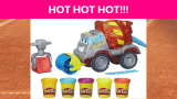 73% OFF! Play-Doh Max The Cement Mixer