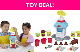 54% OFF! Play-Doh Popcorn Party