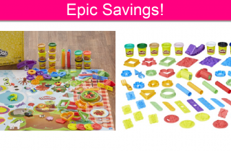 EPIC SAVINGS! Play Doh Play Date Party Crate!