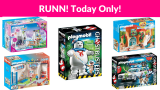 Runn! Playmobil Deals!