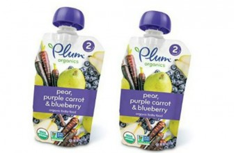 12 Stage 2 Plum Organics Pouches Only $6.87 Shipped!
