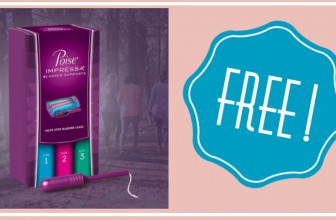 FREE Poise Starter Kit for Light Leaks!