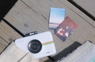 Win a Polaroid Instant Snap Camera!