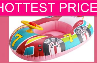 Race Car Pool Float – HOT DEAL! Ships FREE!