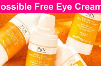 Possible Totally FREE Radiance Eye Cream.