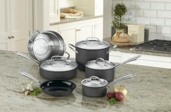 HOT! Enter To Win a 10-Piece Cookware Set !!!!!!