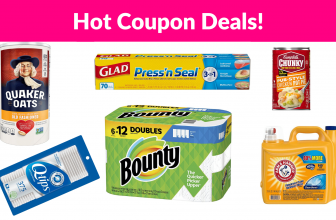 Hottest Prime Pantry Coupons