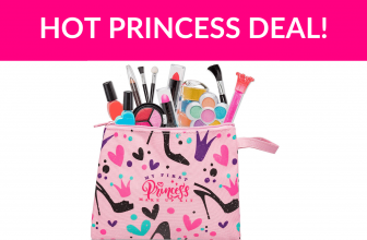 51% Off My First Princess MakeUp Kit – 12 Pc Kids Makeup Set