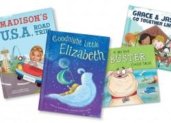 Win a Joy of Reading Prize pack. (3 Winners)