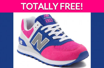 TOTALLY Free New Balance Shoes!