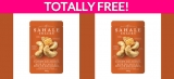 Free Sahale Snack Mix!