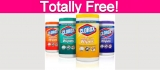 Possible Free Disinfecting Wipes!