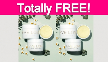 Possible Free Eve Lom Skincare Product!